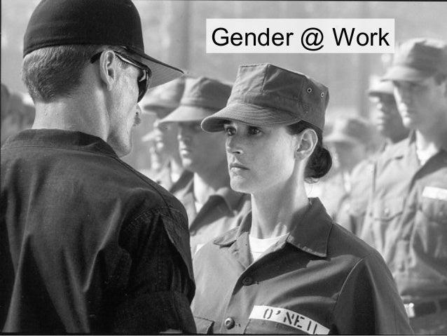Gender @ Work