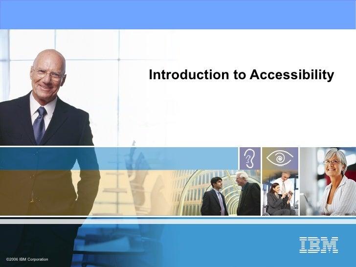 Lecture 9 Accessibility Original