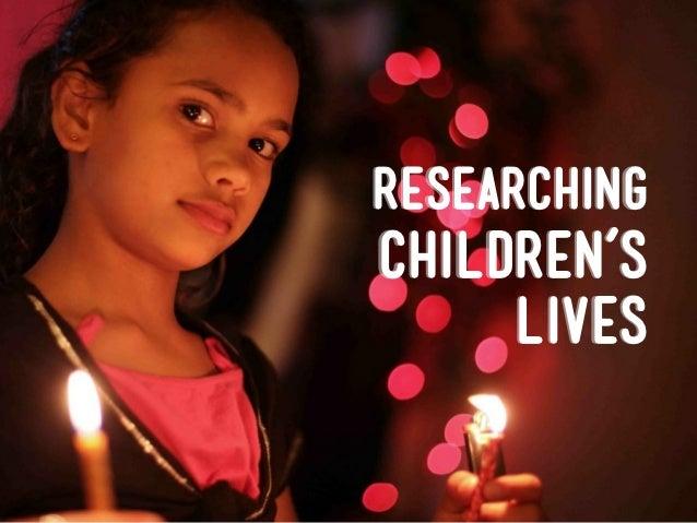 ResearchingChildren's     Lives