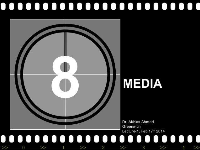 Lecture # 01 (intro mass media & pakistan)