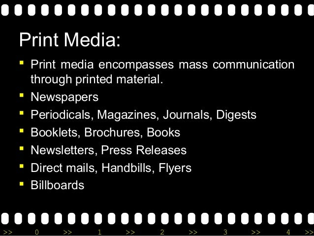 Do you trust print media more than internet publications? Read details before answering.?