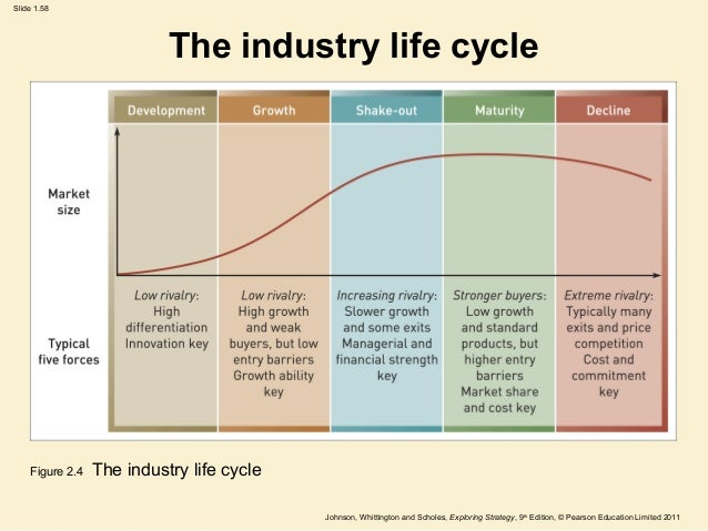 retail life cycle and stategies put