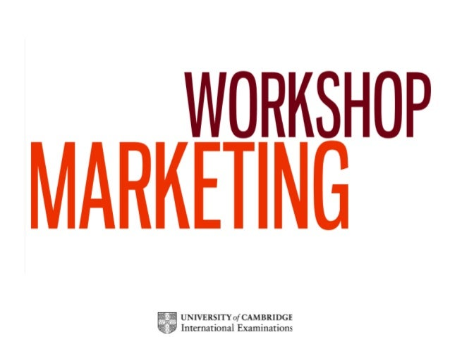 Lecture 1   introduction to marketing