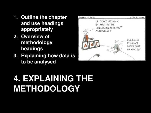 design methods used dissertation
