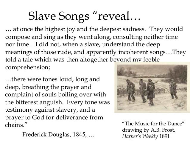 Underground Railroad Harriet Tubman Song Lecture 11iii- increasing ...