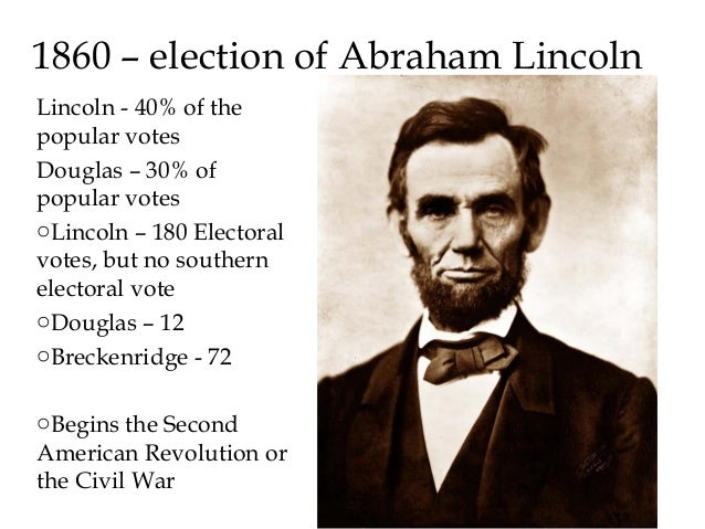 abraham lincoln and the the civil Selected quotations by abraham lincoln the restoration of the rebel states to the union must rest upon the principle of civil and political equality of both.