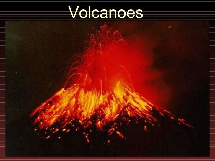 Lecture12 volcanoes