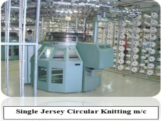 Fabric Knitting Process : Knitted fabric manufacturing process
