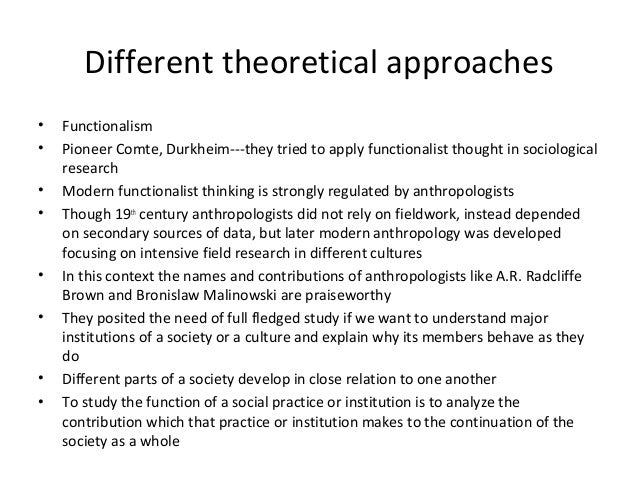 sociological theoretical paradigms Essays - largest database of quality sample essays and research papers on theoretical paradigm in sociology sociological theoretical paradigms for each.