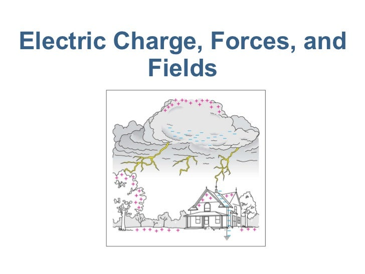 Electric Charge, Forces, and Fields