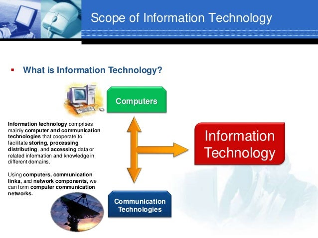 Information technology  Wikipedia