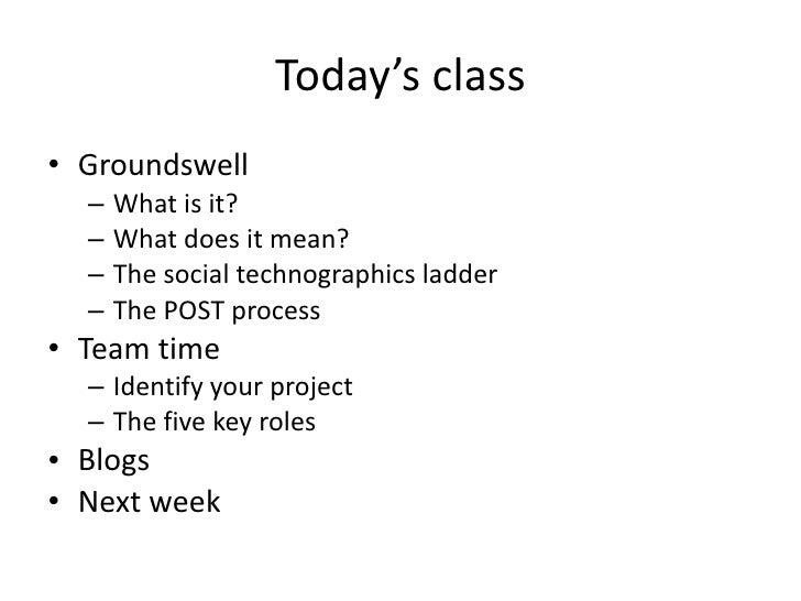 VCU MASC 491 Lecture 2