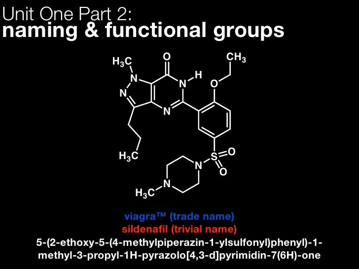 Unit One Part 2:naming & functional groups                  H3C         O               CH3                        N      ...