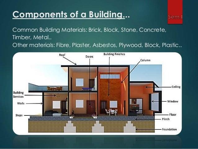 002 Adg I Building Components And Materials