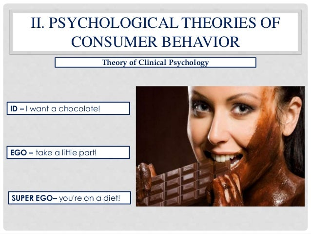major theories of consumer behavior and Consumer behaviour theory: approaches and models consumer   classifications of these works with five major approaches emerging each of  these.