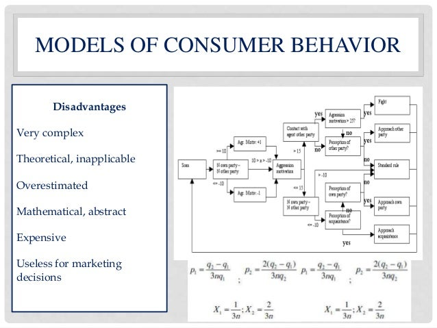 consumer behaviour concept used by Be used to facilitate consumers' decision-making processes will be examined   understand key consumer behaviour concepts, models and theories.