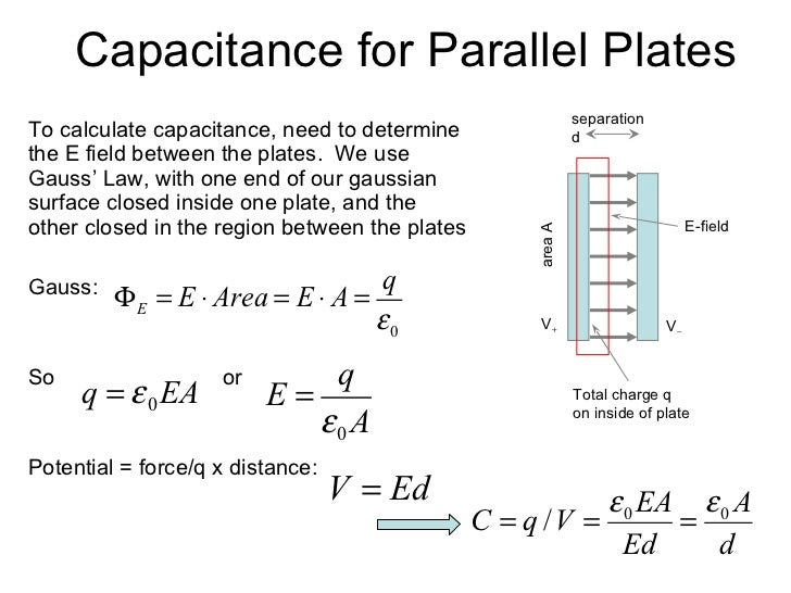 Lecture22 Capacitance on how to charge a capacitor