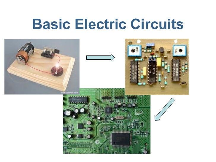 Basic Electric Circuits
