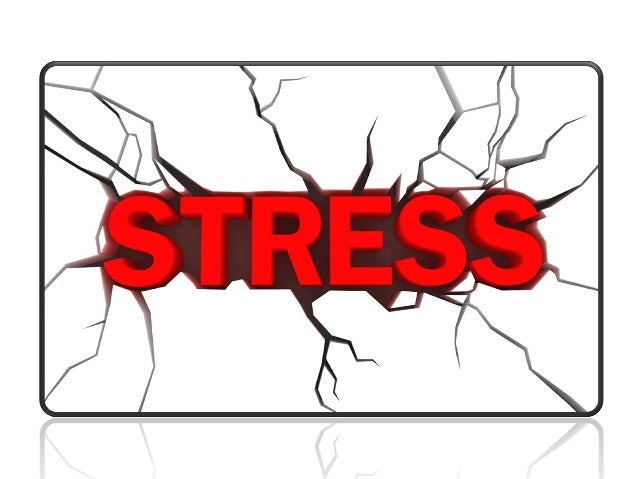 Stress •  the body's reaction to a change  that requires a physical, mental  or emotional adjustment or  response. • an or...