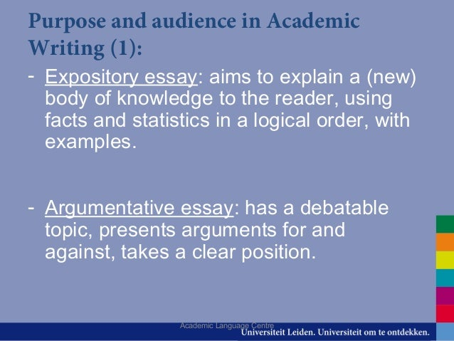 purpose of satisfying the audience essay Audience with a clear and satisfying conclusion that stays in their memories expository essay concluding paragraphs author: ljfishex subject: expository essays.