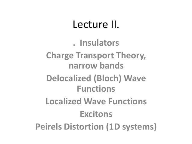 Lecture 2 oms
