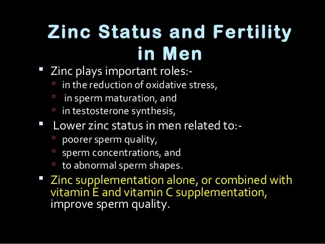 effect of oxidative stress in fertile and non fertile women Rbmonline - vol 11 no 5 2005 641–650 reproductive biomedicine online   oxidative stress affects both natural and assisted fertility (agarwal et al, 2004b).