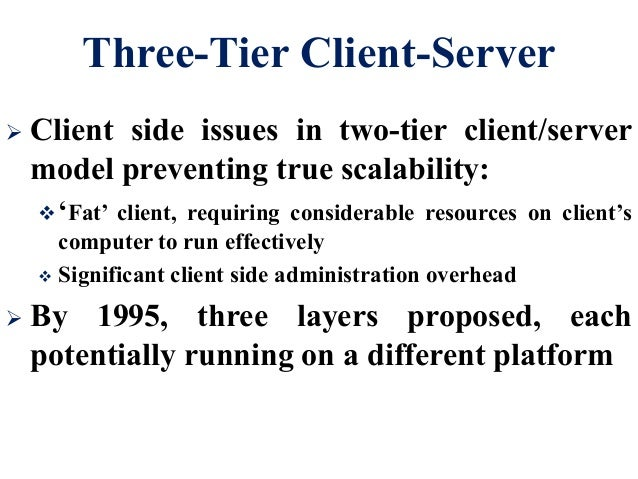 the advantages and disadvantages of thick and thin client architecture Thin provisioning and space reclamation bertrand dufrasne christian burns guenter rebmann hank sautter 123 advantages and disadvantages of thin provisioning 1983 as a customer engineer for large-system clients after 10 years of experience with all.