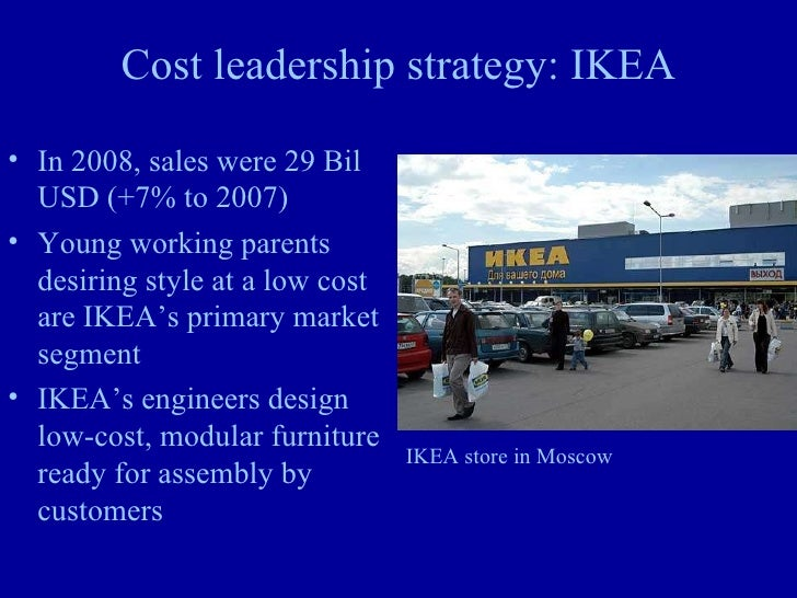 Growth strategies rivalry for Cost of ikea assembly service