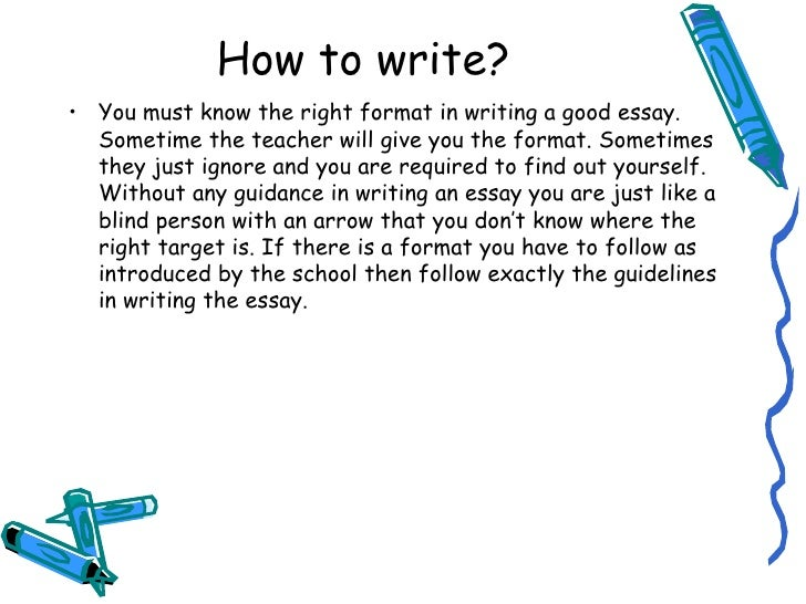 Essay on Good Manners - Good Habits - Creative Essay