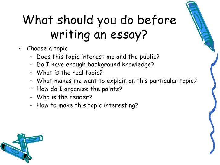 Write my what is essay writing skills