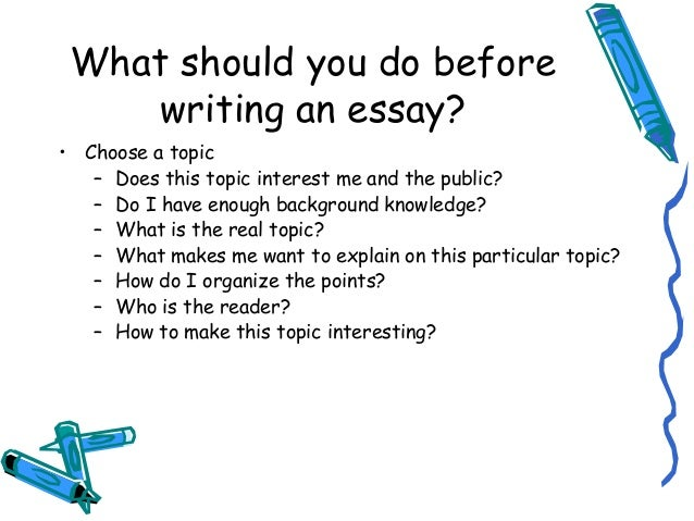 Research Paper Writing Guidelines: What Makes A Good Topic
