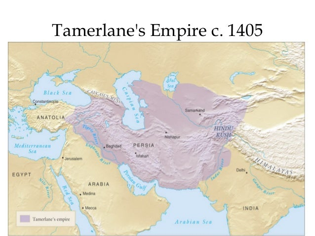 Lecture 4 Islamic Empires Modern Shorter 9 12