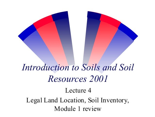 Lecture 4 canadian soil classification for Land and soil resources definition