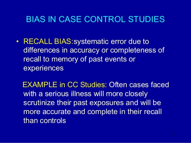 case control study statistics definition Explanation of medical, scientific, and statistical terms used in behind  a case- control study is an epidemiological study that is often used to.