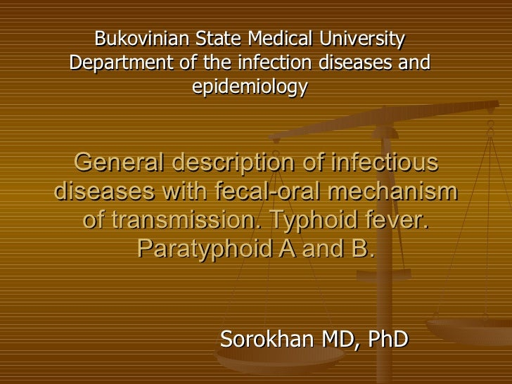 Lecture 5. typhoid fever 3