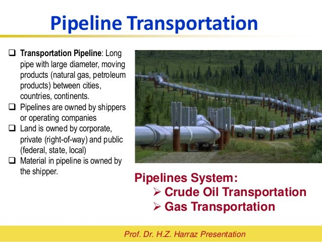 How Is Natural Gas Transported