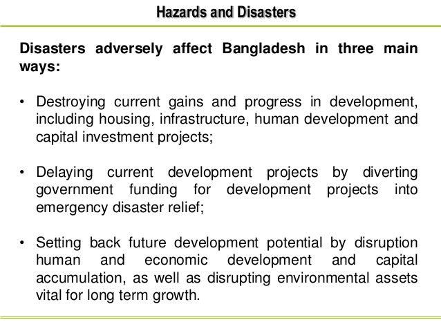 Natural Disasters And Human Capital Accumulation