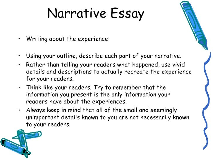 narrative english essays In this lesson, we will examine various types of narrative techniques in writing, as well as examples of the literary techniques relevant to style.