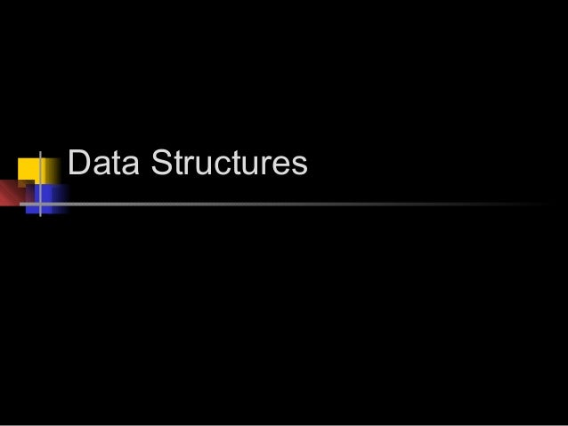 Data Structure Lecture 7