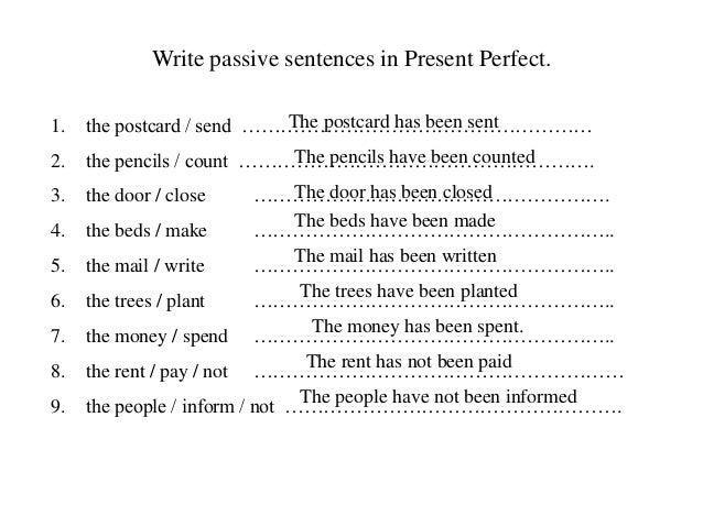 How to rewrite sentences