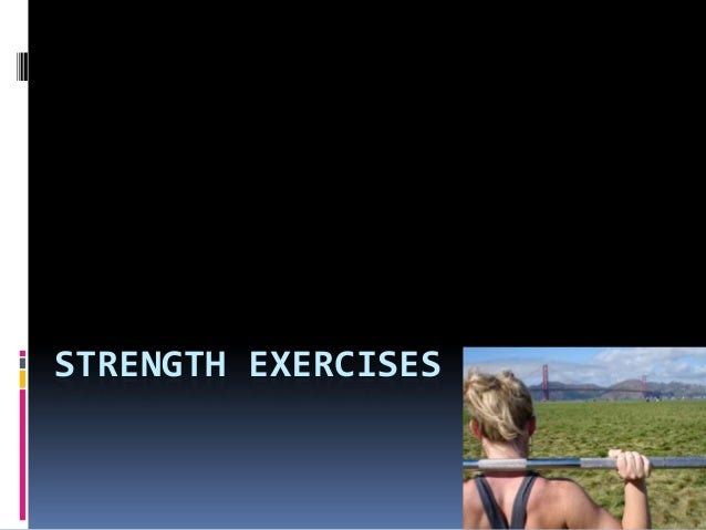 Strength Exercises for Sport Performance