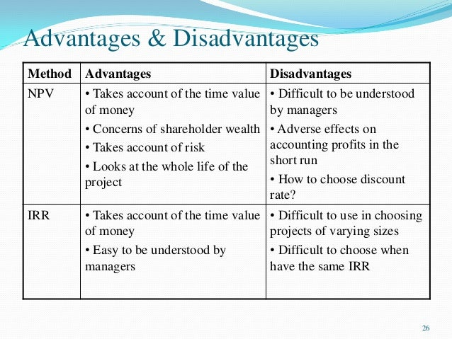 advantages and disadvantages of individual decision making 05062018 • what are the advantages of group decision makingwhether or not one would resort to group decision making in a particular scenario would depend on.