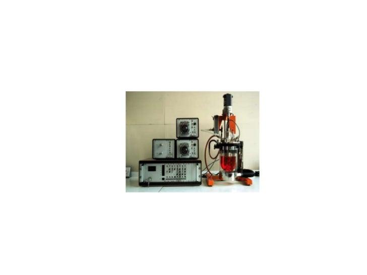 150 Litre pilot –scaleFig. 9.4   bioreactor