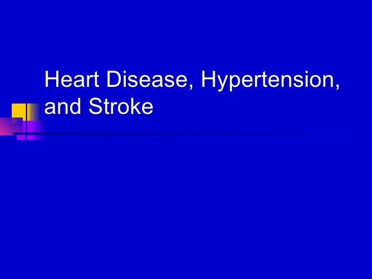 Lecture9 terminalillness heartdiesease_stroke.ppt