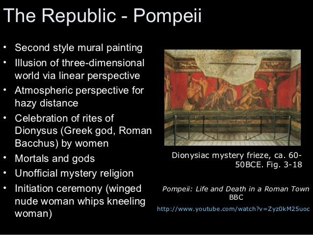 Religion and Death in Pompeii and Herculaneum