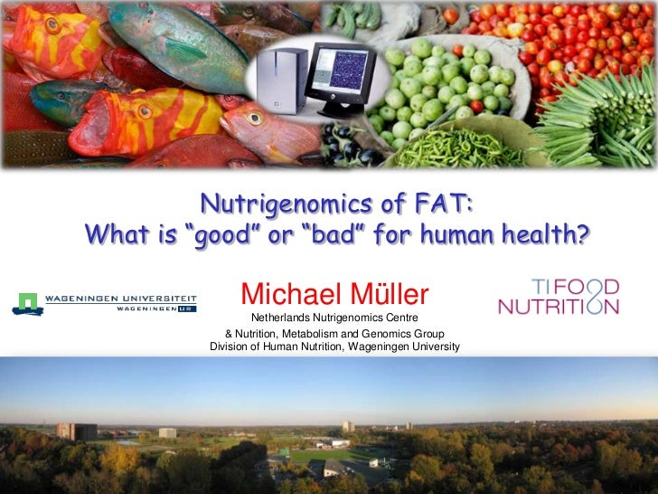 Nutrigenomics of FAT