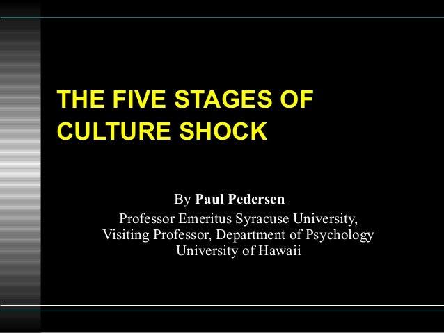 culture shock topic