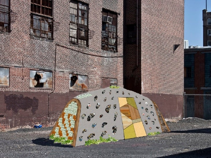 Renewed Urban Studio    Tent (RUST)    By Andy Heisey and       Andy Walker