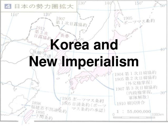 Korea and Imperialism