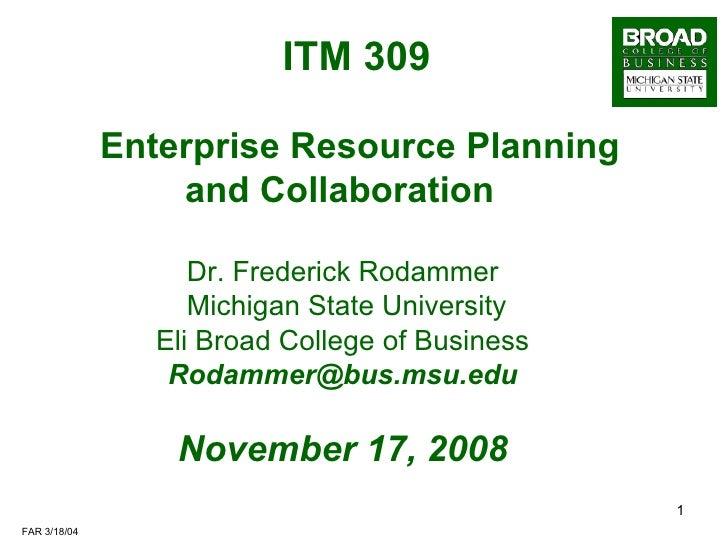Lecture Slides 11 17 08